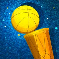 NBA 总决赛 · 骑士与勇士第三季