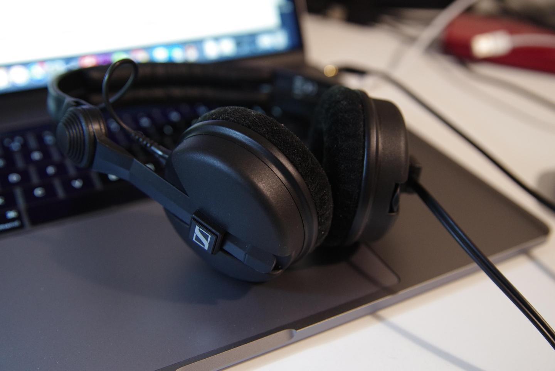 森海塞尔HD25 Plus监听耳机音质测评