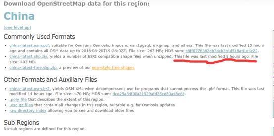 获取OpenStreetMap(OSM)数据方法知多少? - 知乎