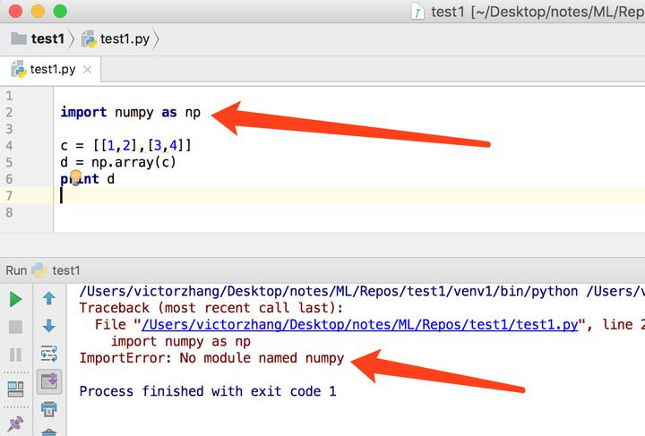 NumPy, SciPy和Pandas的安装教程- 知乎
