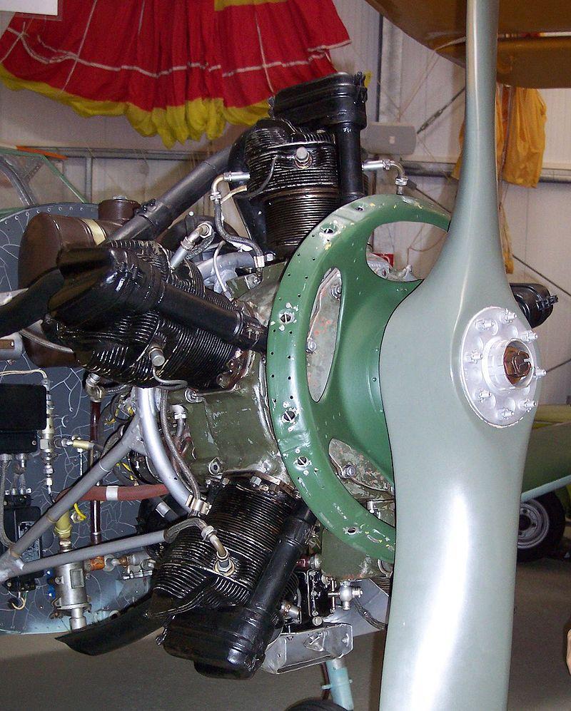 一个澳宋标准化航空器发动机原型的设定