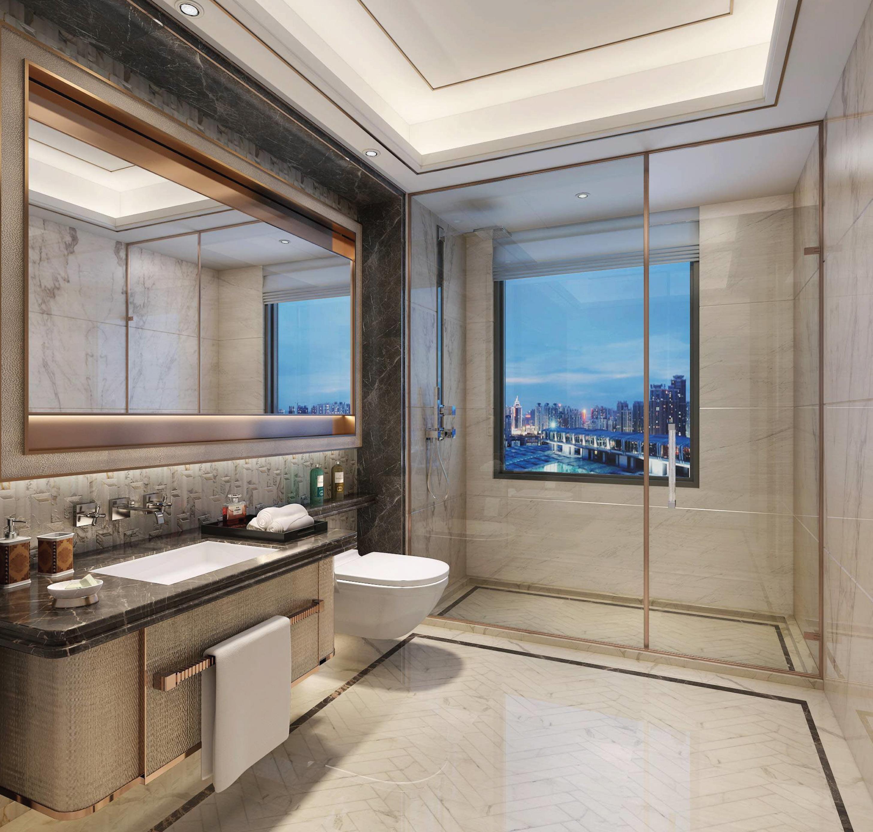 小户型卫生间_卫生间装修之如何选择洗手盆的高度和尺寸 - 知乎