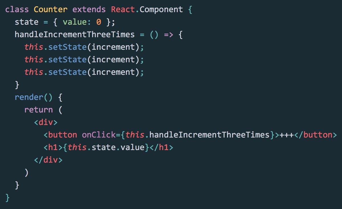 setState:这个API设计到底怎么样