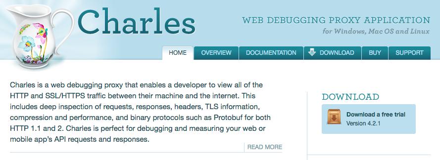使用移动应用抓包利器Charles Proxy分析微信小游戏「跳一跳」