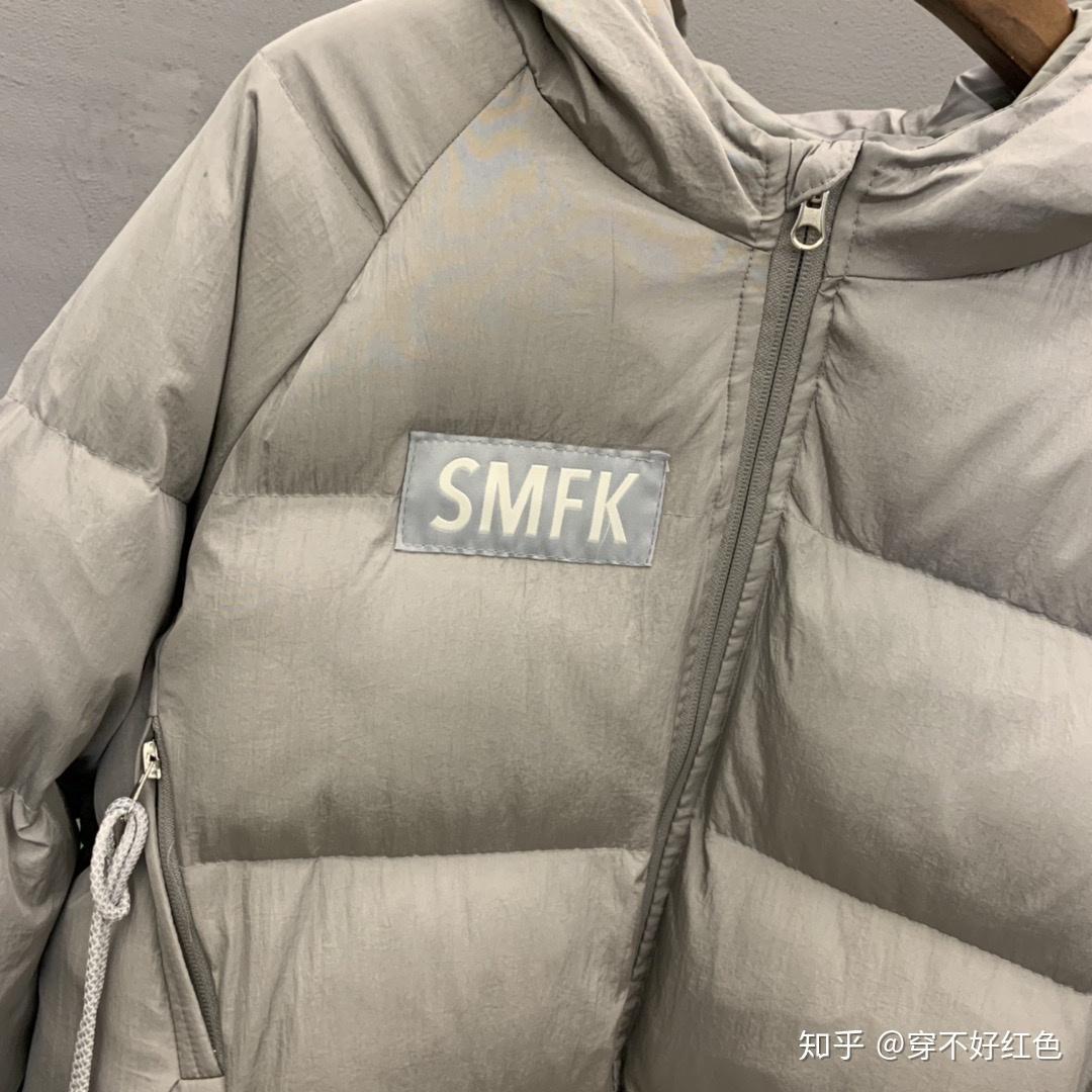 羽绒服都什么牌子_SMFK是什么牌子? - 知乎