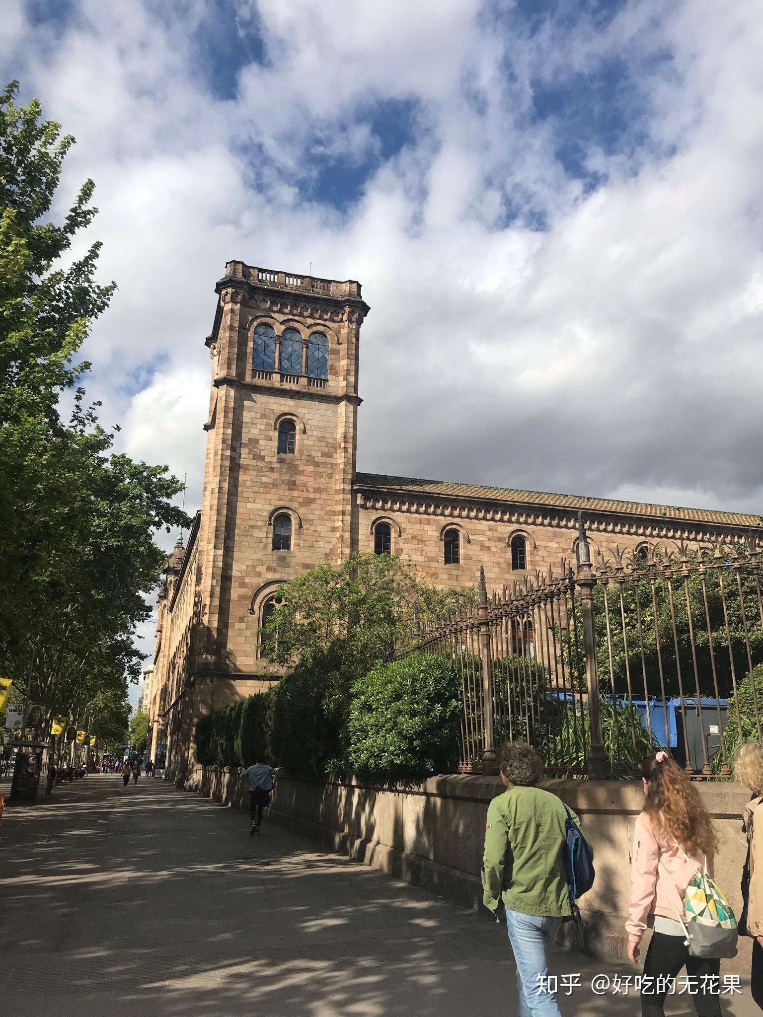 高三即将毕业,想去巴塞罗那大学留学需要做什