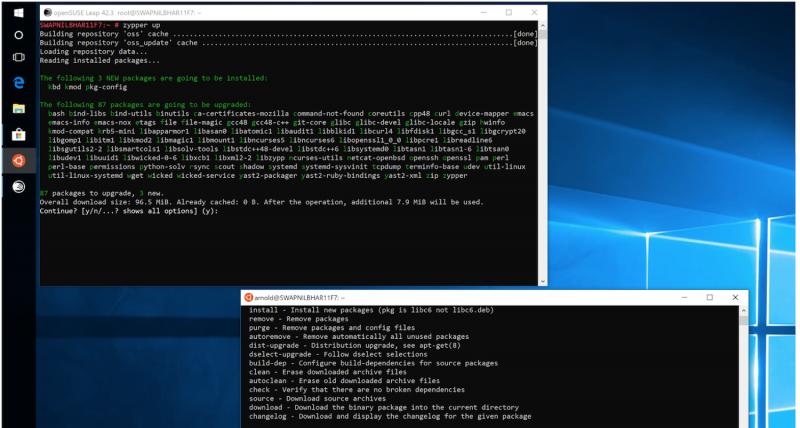 如何在 Windows 10 上开启 WSL 之旅