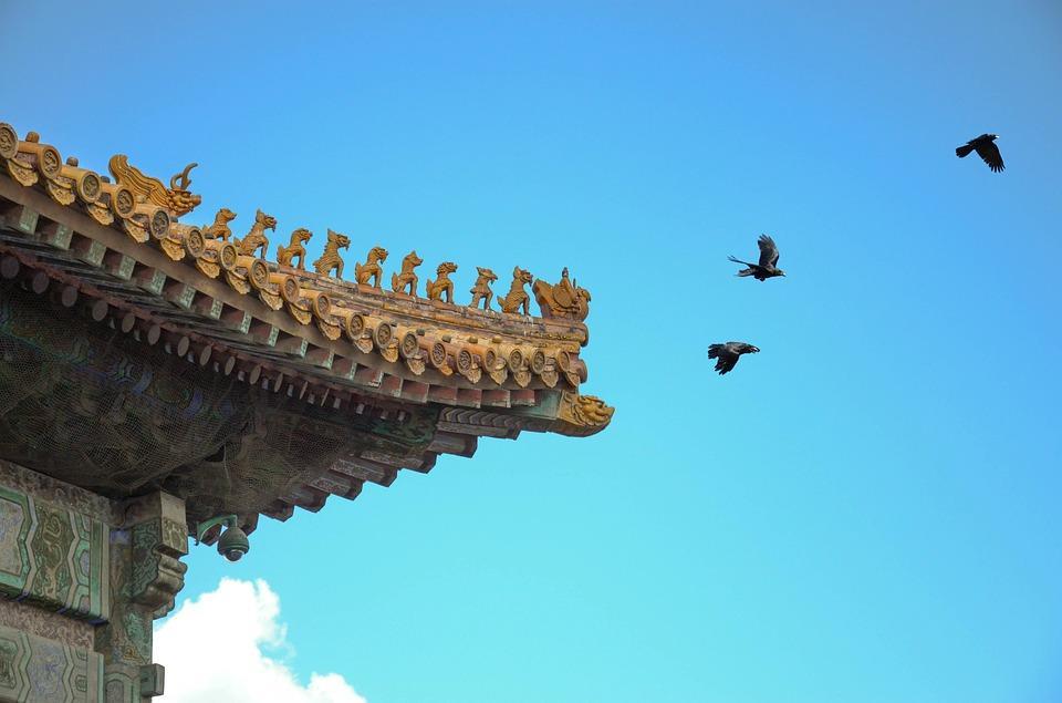 中国古代建筑是怎样防火的?