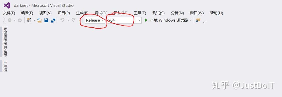 windows下darknet之yolo(gpu版本)安装- 知乎