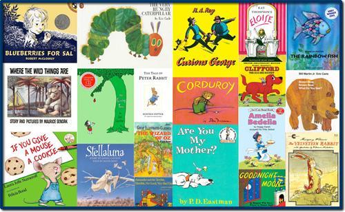 聊聊儿童文学·第1期 - 儿童文学的种种套路Common Assumptions