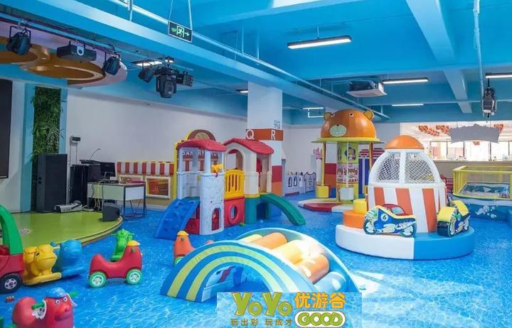 经营儿童游乐园应该自主创业还是选择加盟? 加盟资讯 游乐设备第3张