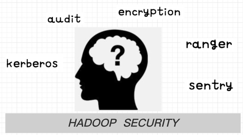 大数据SRE的总结(9)-- 漫谈hadoop安全治理-上