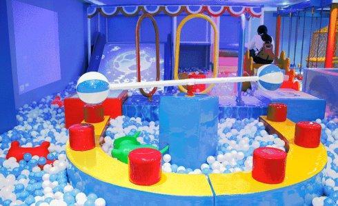 200平米的儿童乐园应该如何装修? 加盟资讯 游乐设备第5张