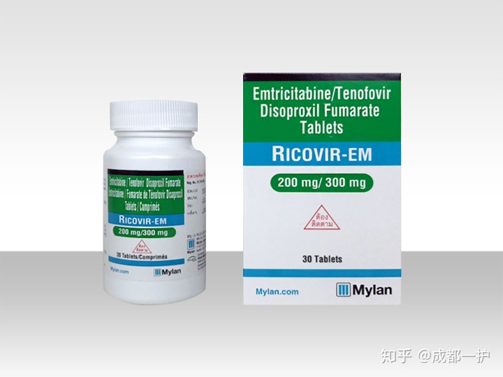 Ricovir-EM印度一代PrEP,印度特鲁瓦达舒发泰,暴露前预防!  第1张