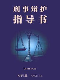 刑事辩护指导书