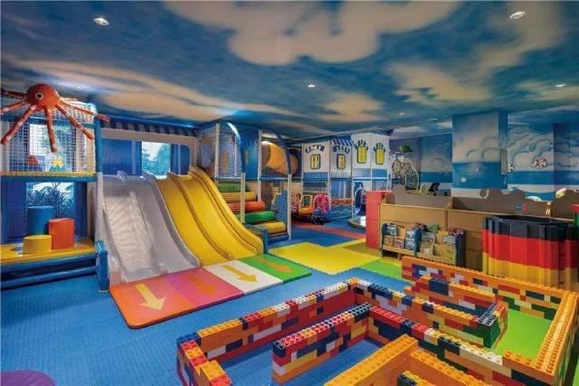 选购儿童乐园设备有哪些参考基准? 加盟资讯 游乐设备第1张