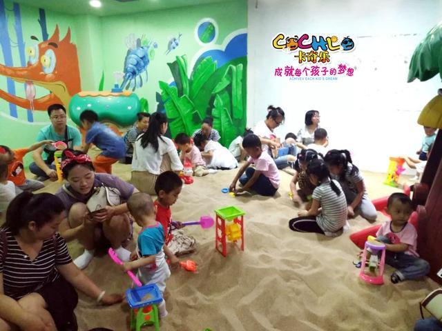 张掖儿童乐园加盟费用 加盟资讯 游乐设备第5张
