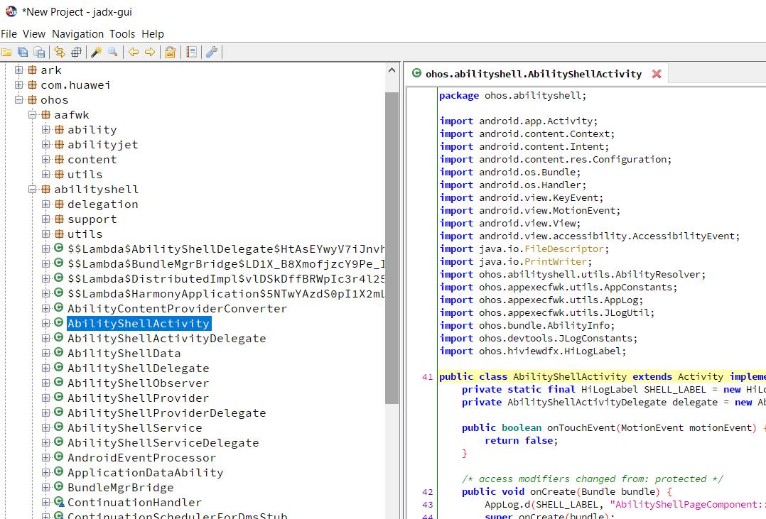 鸿蒙 2.0 模拟器里究竟有什么:鸿蒙 Java 运行时简析