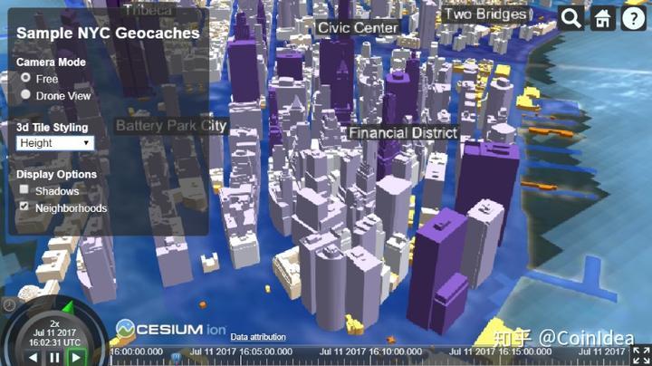 Cesium入门10 – 3D Tiles - 知乎