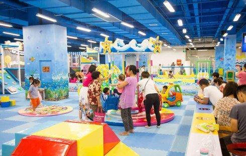 甘肃儿童乐园开在哪里比较挣钱? 加盟资讯 游乐设备第1张