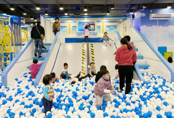 行业分析 | 开家室内儿童乐园怎么样?市场前景如何? 定西儿童乐园设备加盟店 加盟资讯 游乐设备第1张