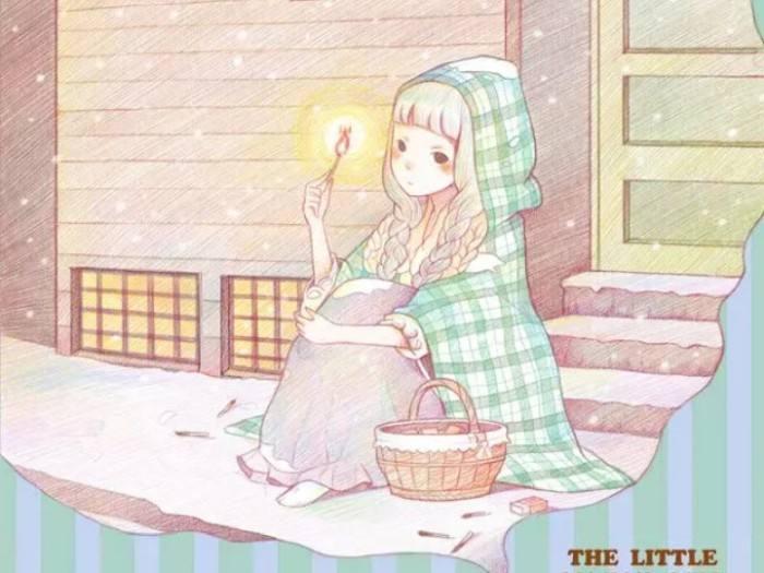 安徒生 童话 英文 版