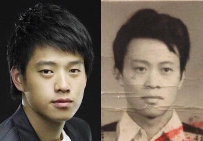焦俊艳爸爸被吐槽像魏大勋,两人此前接受采访,表示想演对方父母