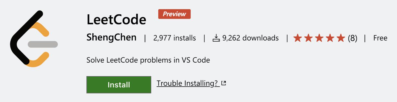 LeetCode for VS Code: 春招Offer 收割利器- 知乎