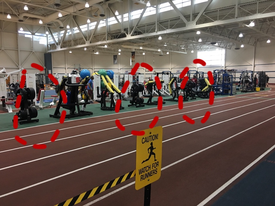 怎样看待健身房要求:练完器械必须归位类似的