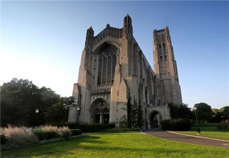 芝加哥景点攻略:芝加哥大学(The University of Chicago)
