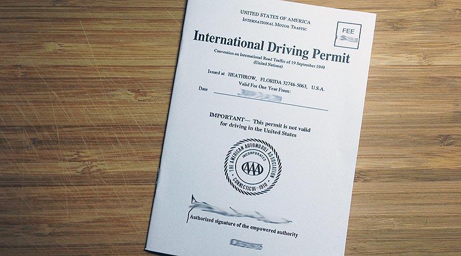 如何合法地在亚欧各国使用中国驾照?