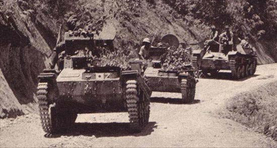 二战时日军陆海军武器装备从何而来