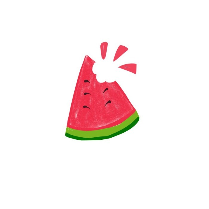 夏天爱西瓜