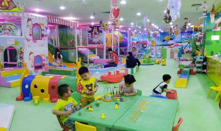 儿童乐园设备选择,要考虑哪些方面? 加盟资讯 游乐设备第5张