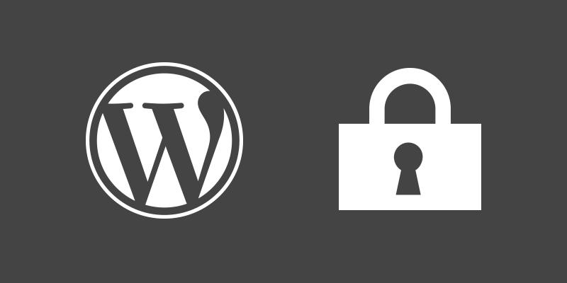 WordPress终极安全指南