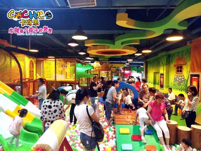 定西儿童乐园厂家设备 加盟资讯 游乐设备第6张