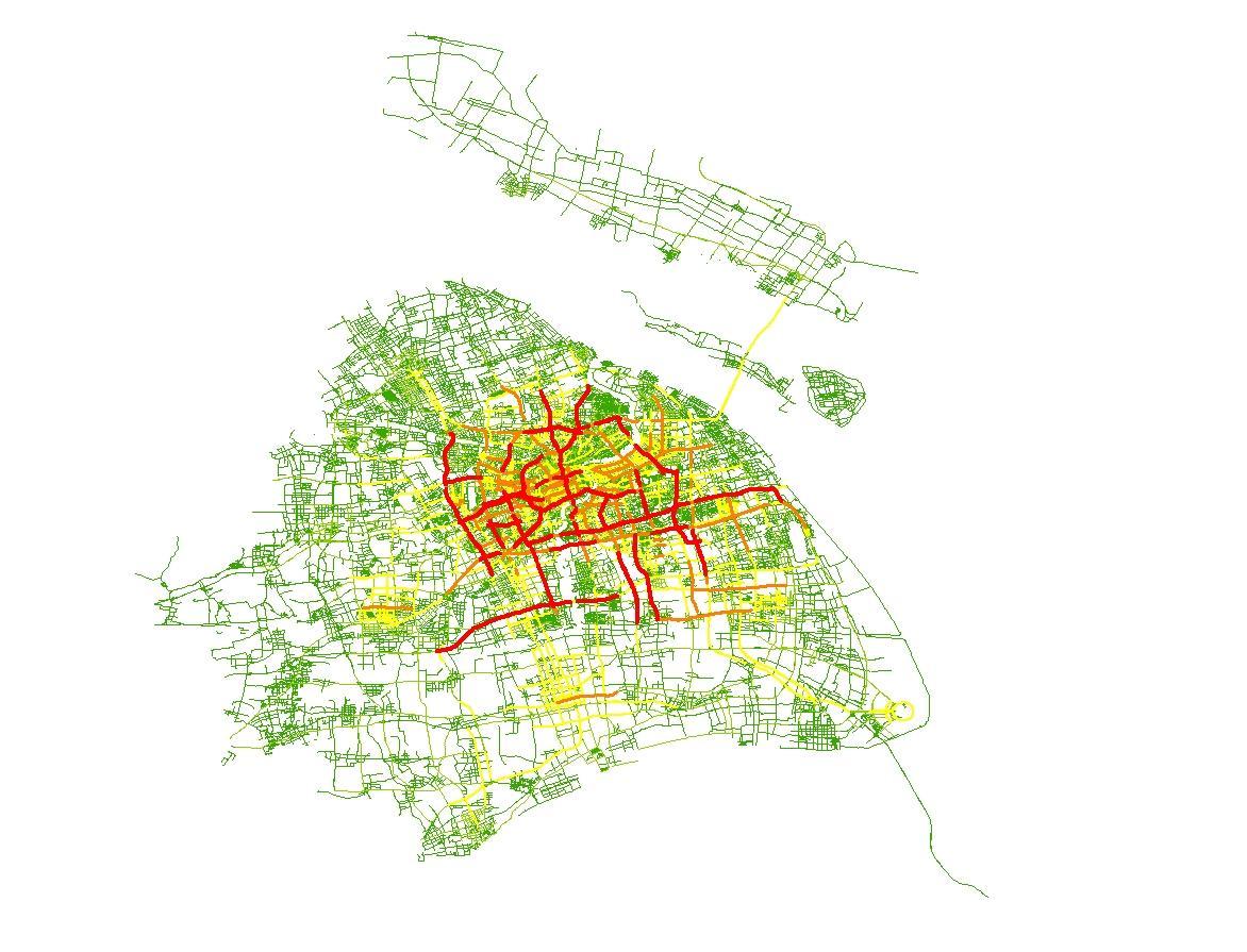 巨量GPS轨迹数据路网匹配的多进程批处理——Multiprocessing+Arcpy