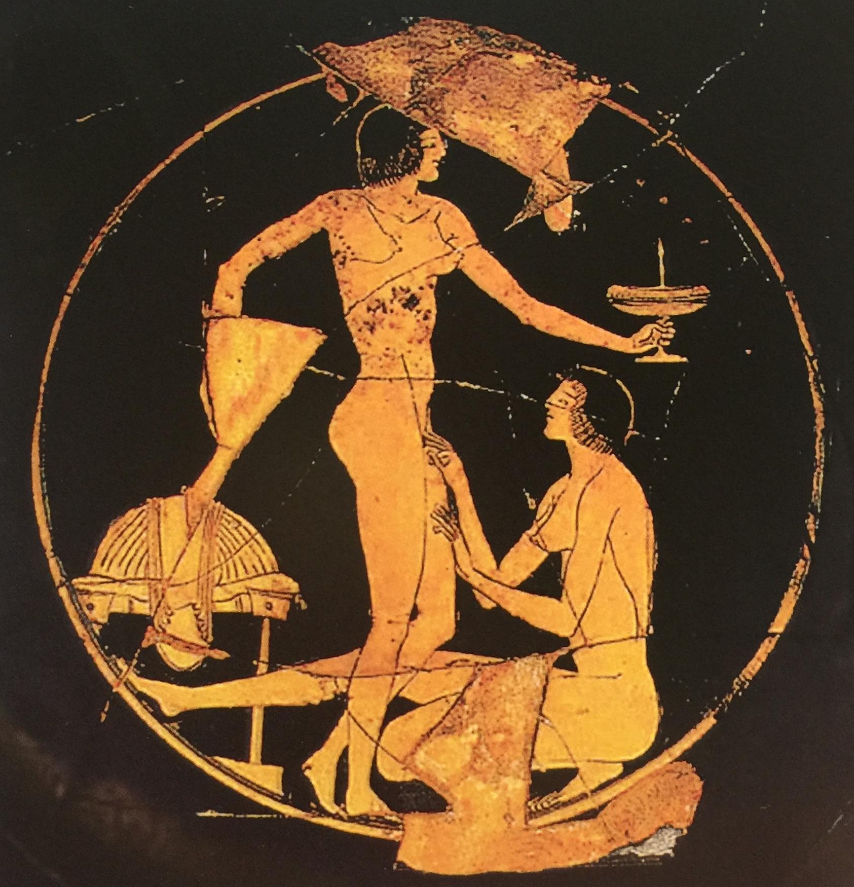 аппетитом поужинали лесби из древней греции имени крэйг