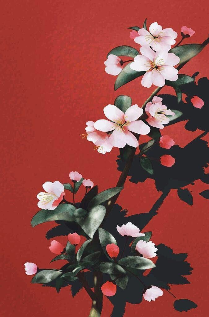有哪些描写海棠花的句子或者文段让你十分心动