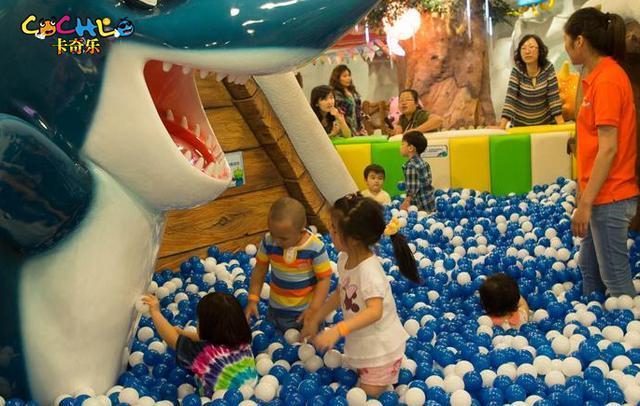 运城儿童乐园厂家设备 加盟资讯 游乐设备第4张