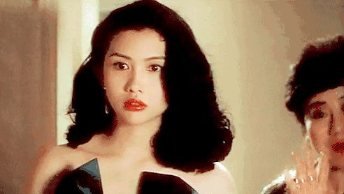 【绝对珍藏版】80、90年代香港女明星,她们才是真正绝色美人 ..._图1-42