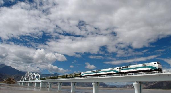 中国怎样破解青藏铁路高原冻土这一世界性难题?