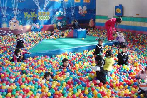 儿童乐园真的能做到低投入和高回报? 加盟资讯 游乐设备第3张