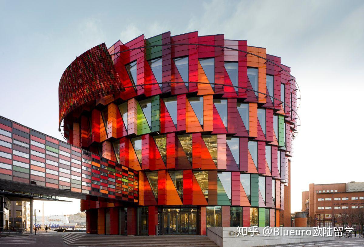 瑞典大学丨查尔姆斯理工大学 查尔姆斯理工大学