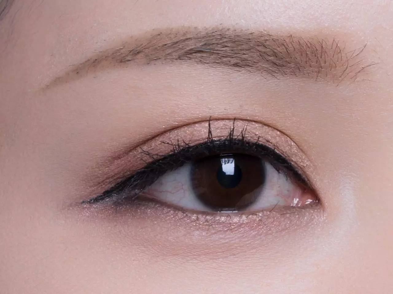 大地色系眼影_双眼皮比较窄而且眼睛突怎样化眼妆? - 知乎