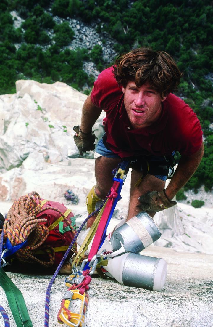 """5.10创始人去世——如果不攀岩,他可能是一个""""广告狂人"""""""