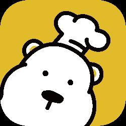 熊吃蛋糕吗
