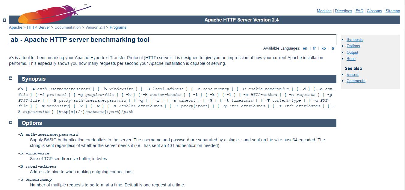 Apache ab for Ubuntu Linux ! - 知乎