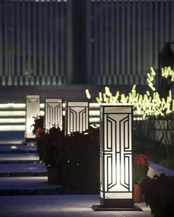 成都庭院灯