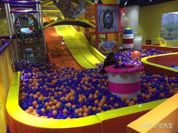 陕西小型的室内儿童乐园需要多少钱? 加盟资讯 游乐设备第2张